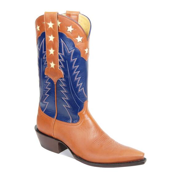 Pistolero Working Cowboy Boots
