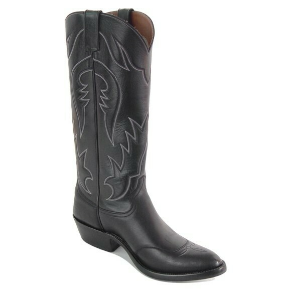 Horseshoe Working Cowboy Boots