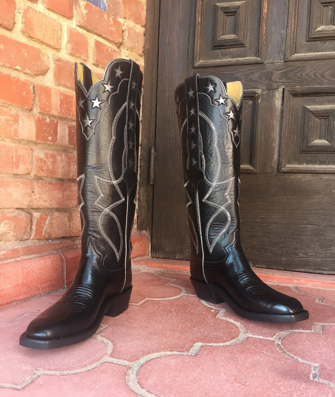 Sister Christian Cowboy Boots