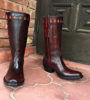 Freedom Ring Cowboy Boots