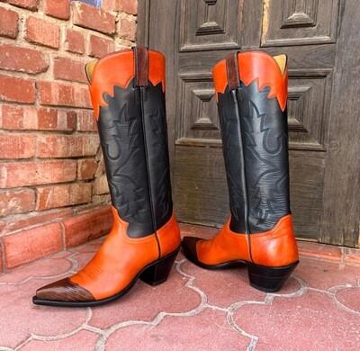 The Craig Cowboy Boots