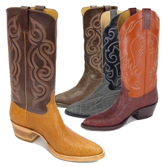Elephant Cowboy Boots