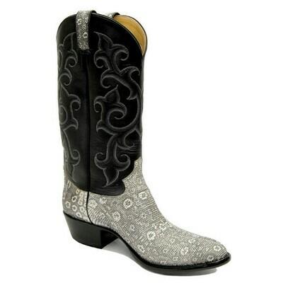 Ringtail Lizard Cowboy Boots