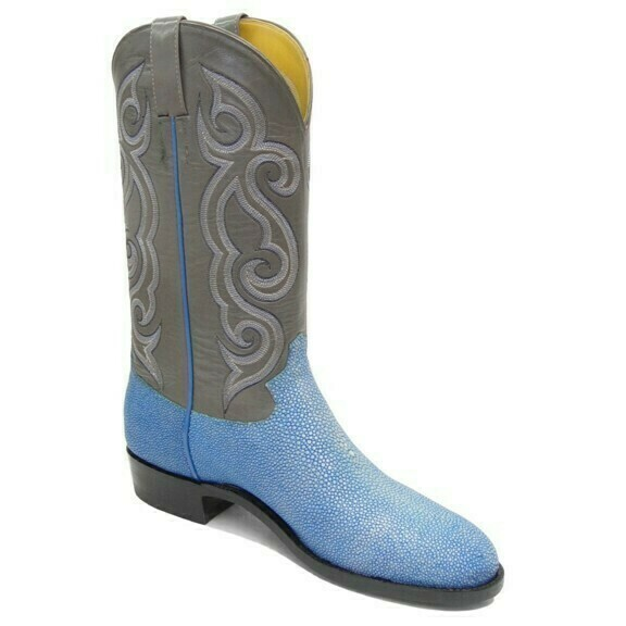 Stingray Roper Boots