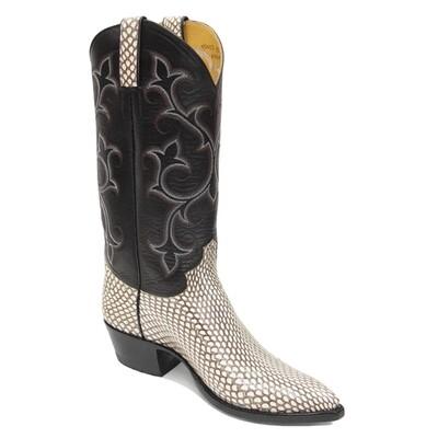 Cobra Snake Cowboy Boots