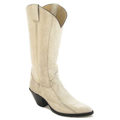 Cobra Snake Top and Bottom Cowboy Boots