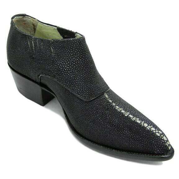 Multi-Spine Stingray Shoe Cowboy Boots
