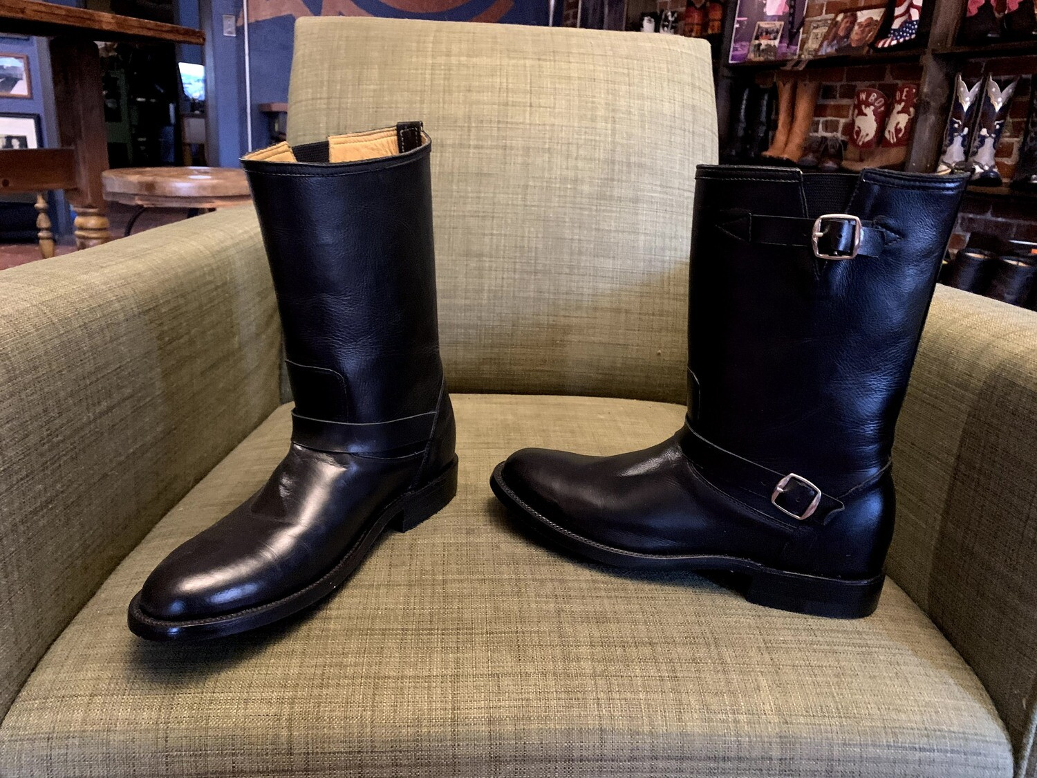 Engineer Boots 9D closeout