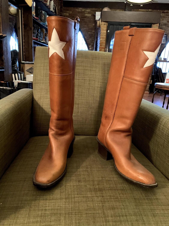 Shotgun star boots 9.5D closeout