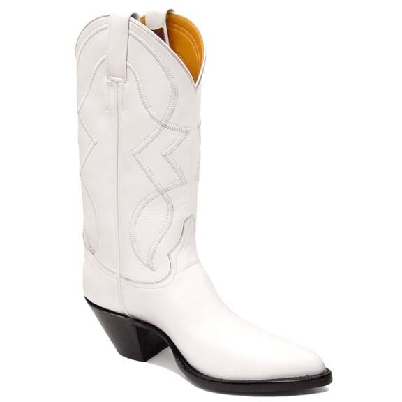 Zig Zag Cowboy Boots