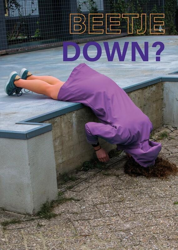 Ansichtkaart - Beetje Down