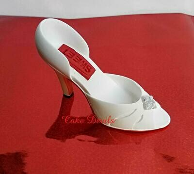 High Heel Cake Topper, Small Stiletto Cake Topper