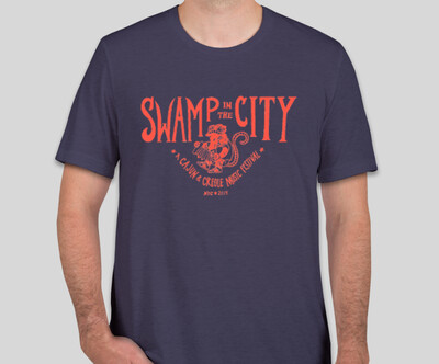UNISEX SHORT SLEEVE SWAMP TEE