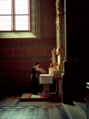 Dusting Nun of Đakovo
