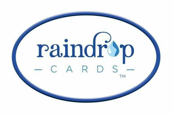 Raindrop Cards