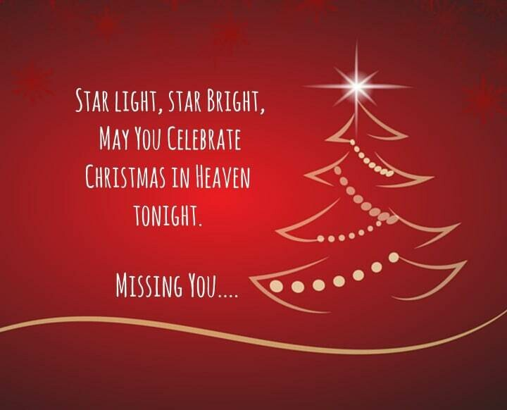 Christmas Missing You