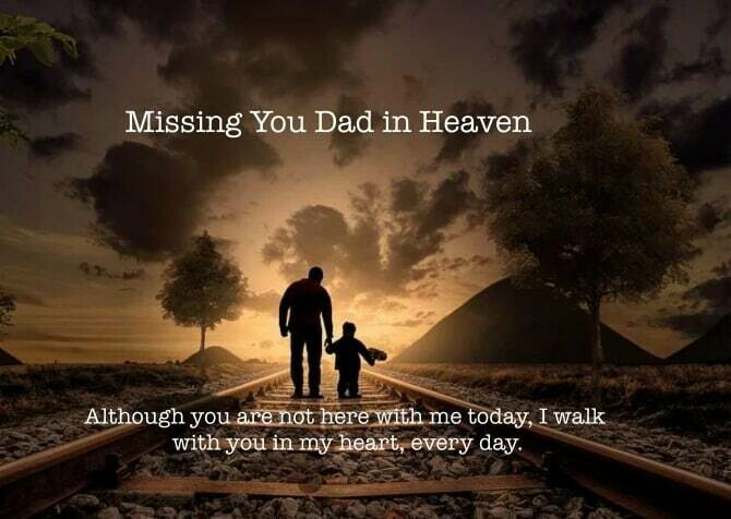Dad Missing You