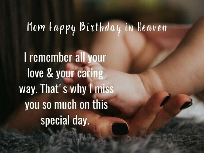 Mom Birthday