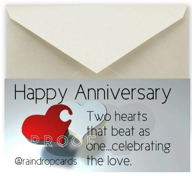 Anniversary 2 Hearts As One