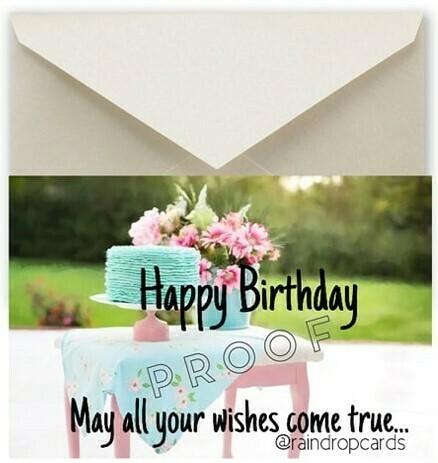 Birthday Wishes General