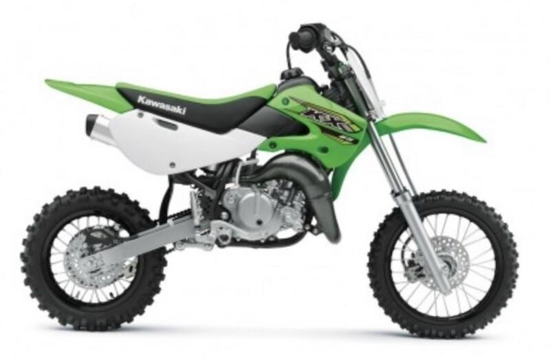 Noleggio Minicross 65cc. Kawasaki