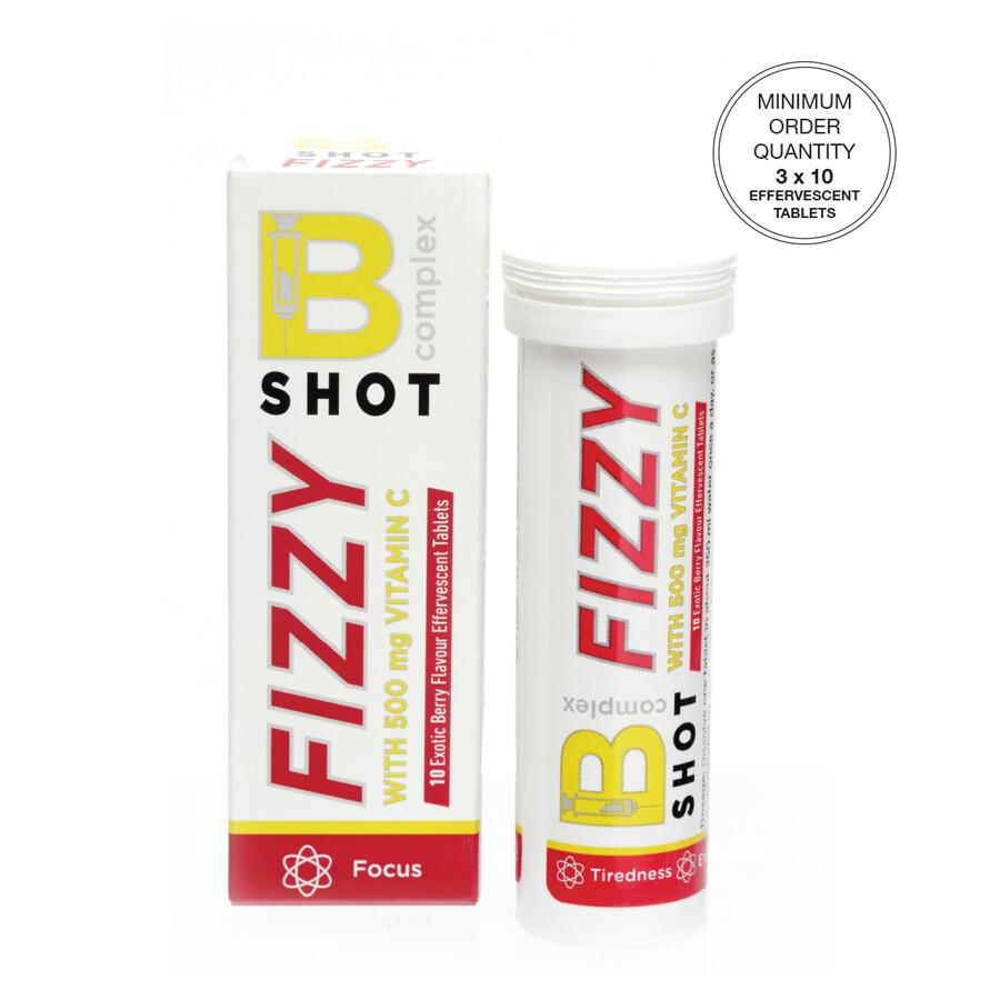 Bco SHOT FIZZY  [Min. order 3 units @ R90 each]