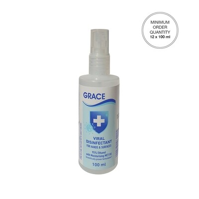 GRACE Viral Disinfectant [Min Order 12 Units]