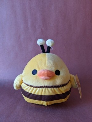 Medium Kiiroitori Plush - Bee Series
