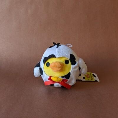 Small Kiiroitori Plush - Cow Series