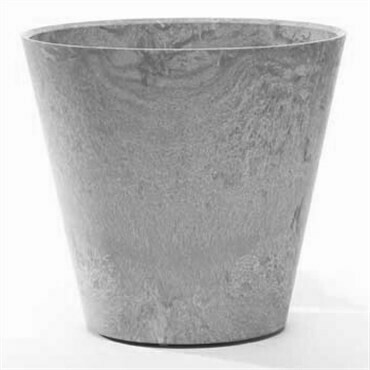 Brutalist Pot with Built-In Drainage (Multiple Sizes)
