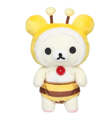 Korilakkuma Plush - Bee Series