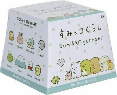 SumikkoGurashi Blind Box Series 2 Keychains