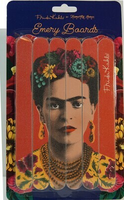 Frida Nail File Set