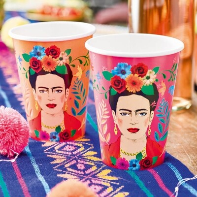 Frida Party Paper Cups