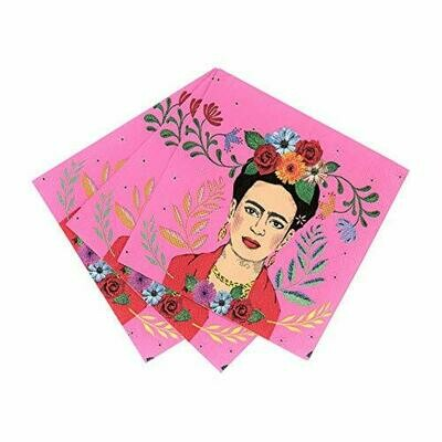 Frida Party Paper Napkins