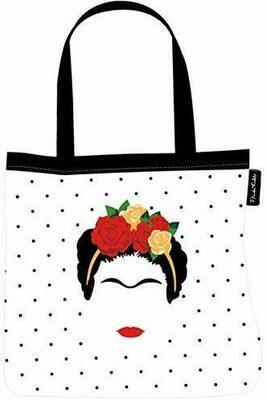 Frida Kahlo Minimalist Tote Bag