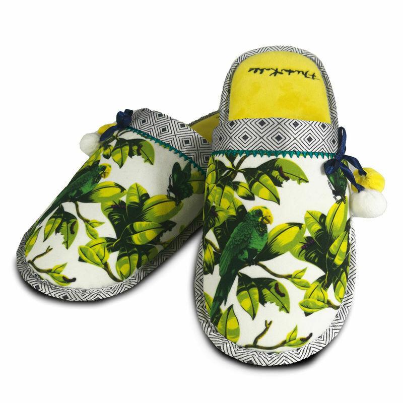 Frida Kahlo Bonito ladies slippers