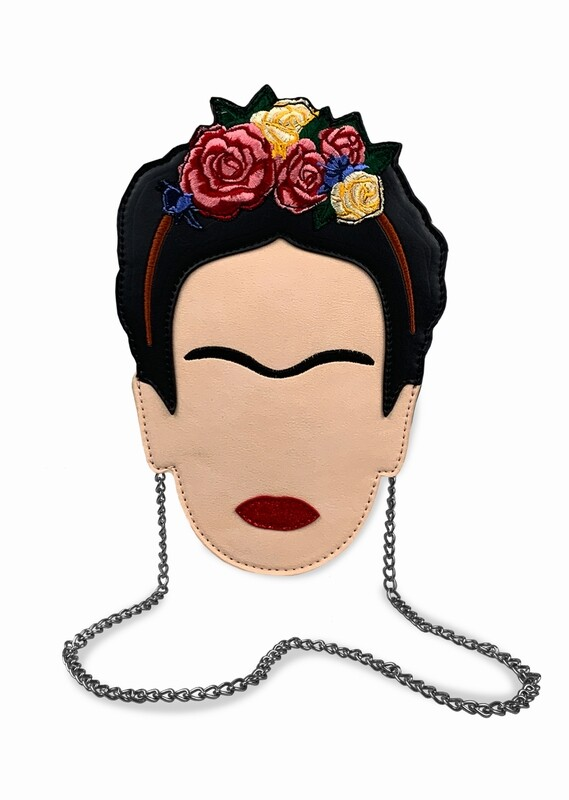 Frida Head Purse face GUK
