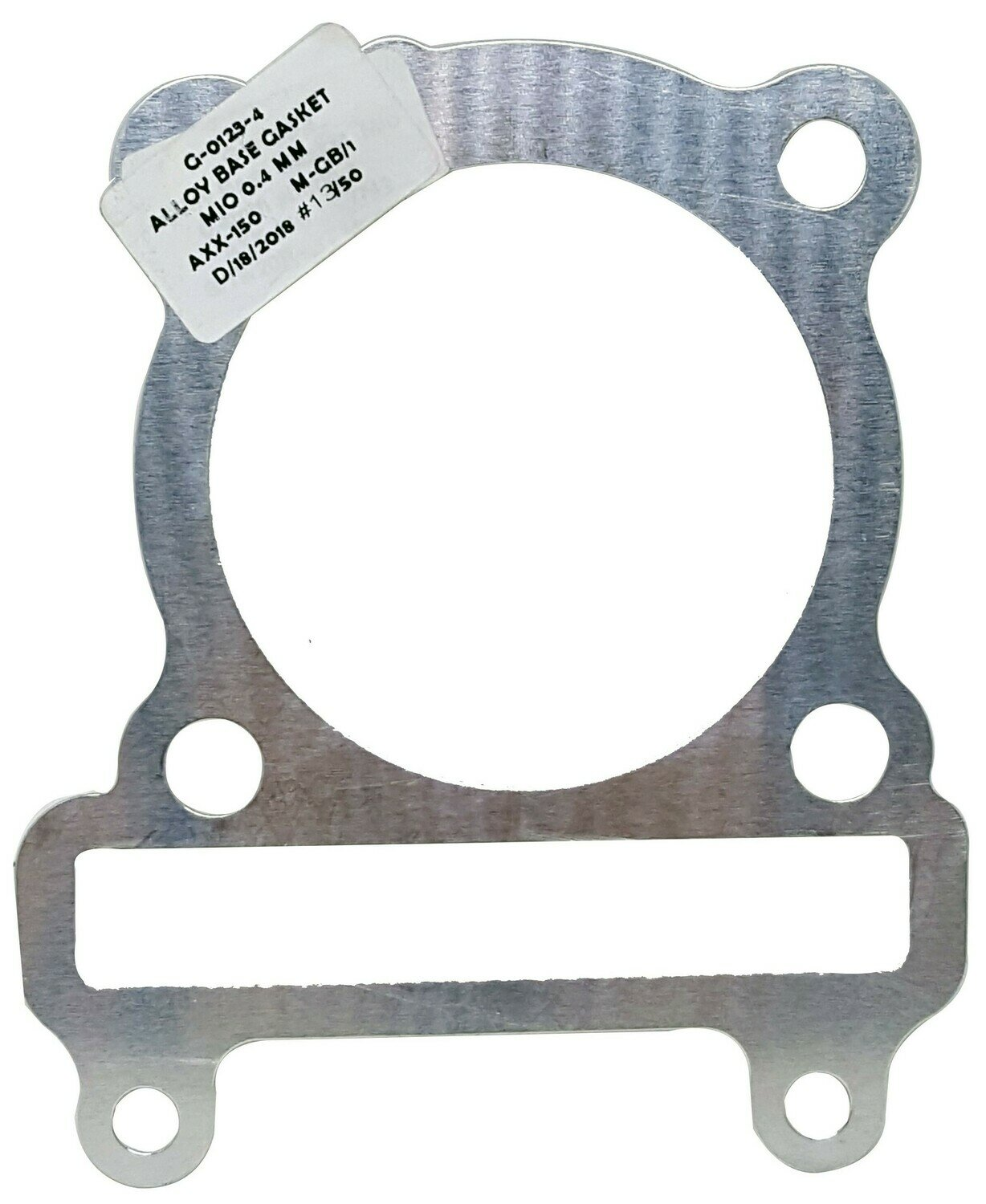 Alloy Base Gasket  Mio  0.4mm