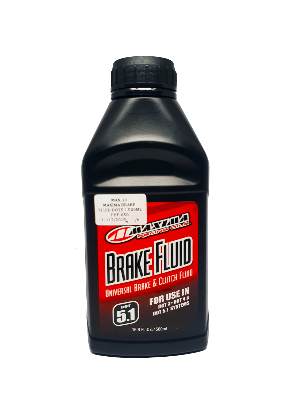 MAXIMA BRAKE FLUID DOT5.1