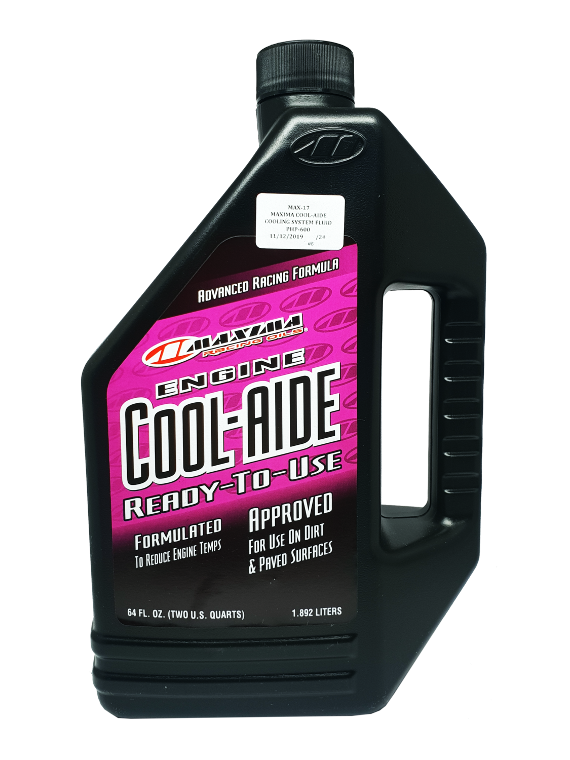 MAXIMA COOL-AIDE COOLING SYSTEM