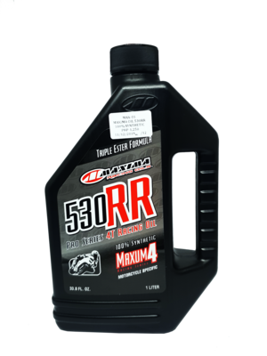 MAXIMA OIL 530RR 100% SYNTHETIC