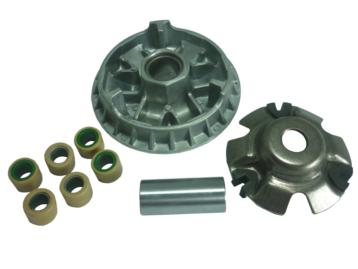 PULLEY W BUSHING SET 24  DINK250 DS