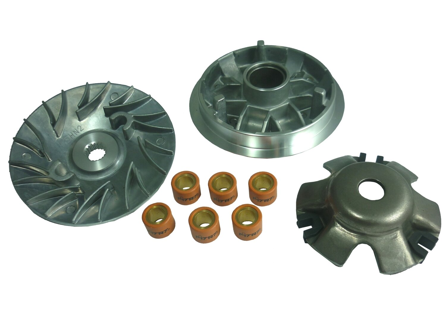 PULLEY SET GY6SUPER8KDU G3 G4 MOVIE  MTRT