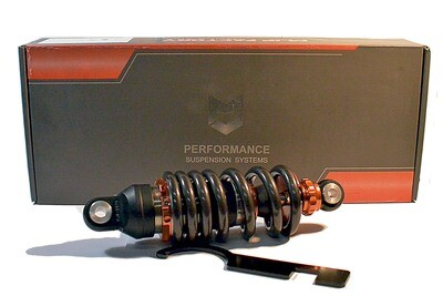 RACING SHOCK MJP Factory SONIC150 Black GOLD 235MM