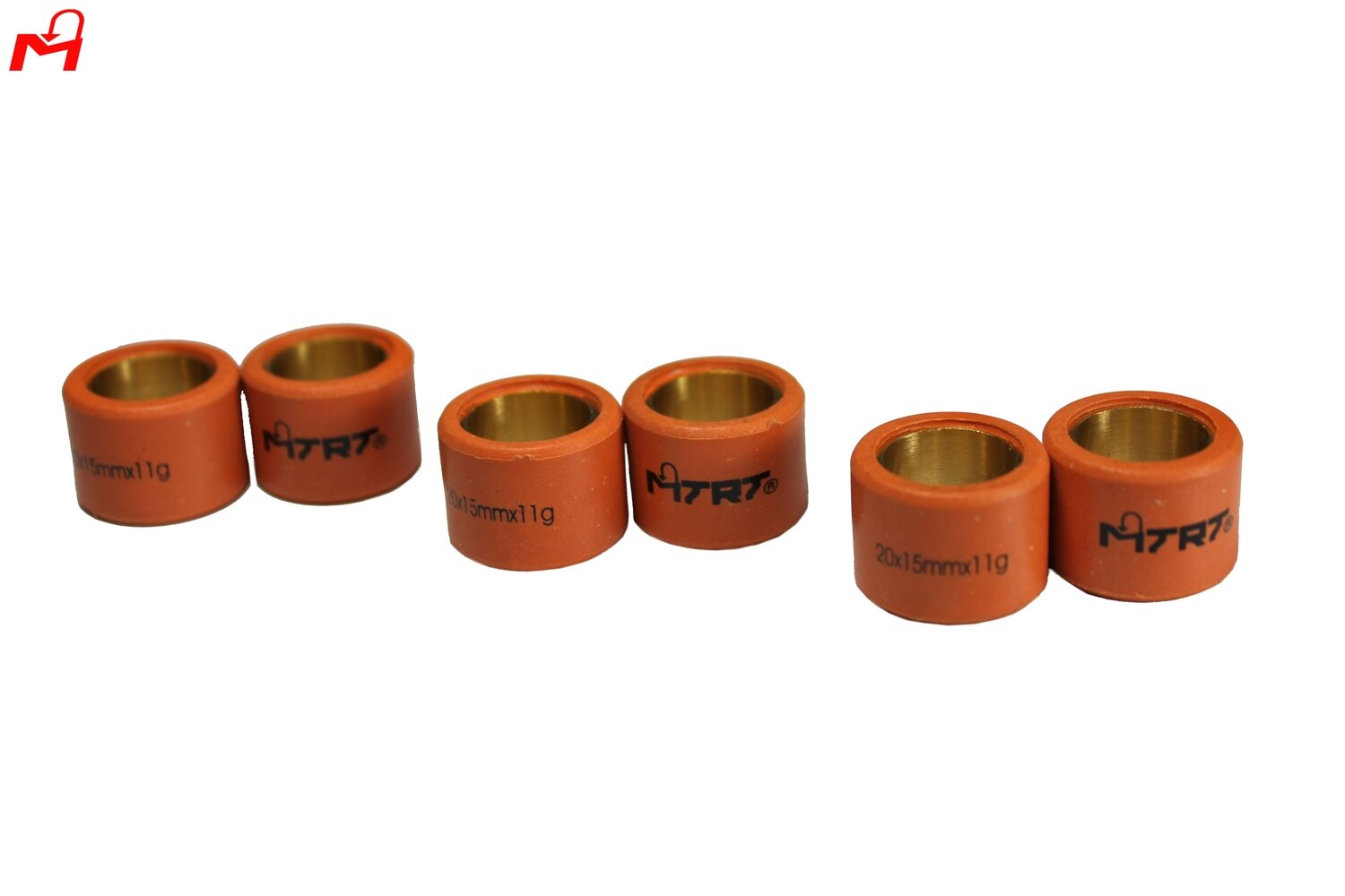 FLYBALL  MTRT  Click125/Dink/Step/RV  12G (20x15mm)