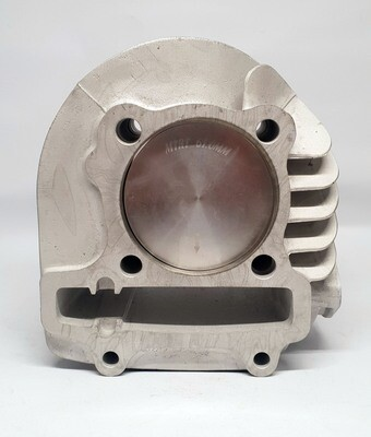61MM SUPER8 Chromebore Block with Forged Blank Piston MTRT