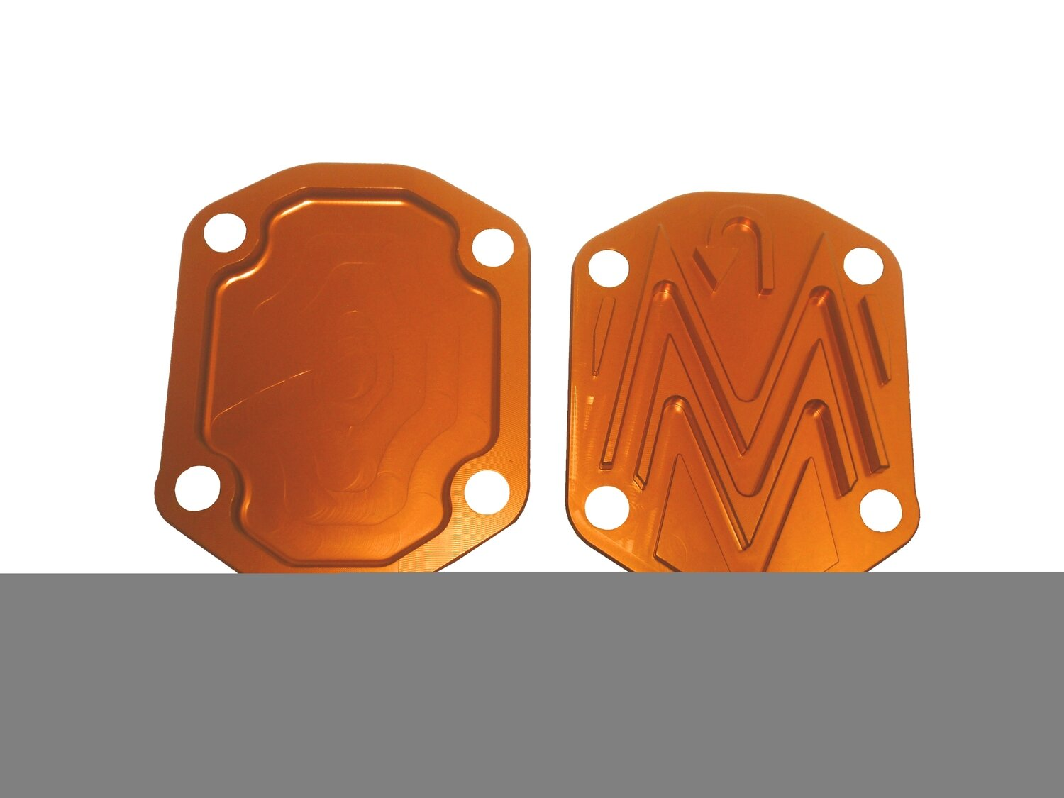 COVER , TIMING CHAIN ORANGE WAVE125 MTRT
