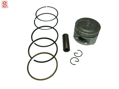 PISTON KIT  RS100  59mm PIN13 SEE