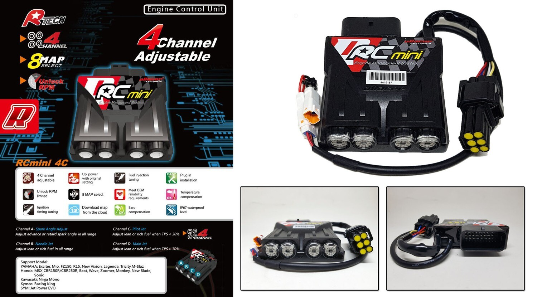 ARACER speedtek ECU RC Mini 4C MIO115i(2017)
